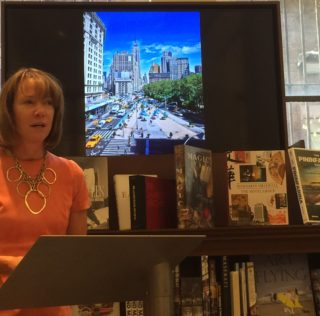 "Janette Sadik-Khan Discusses her New Book ""Streetfight"" at Rizzoli Bookstore"