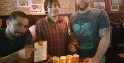 Barrier Brewery Debuts IPA's at Taproom in Flatiron!