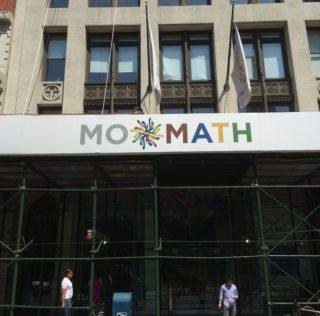 Visit the Museum of Mathematics!