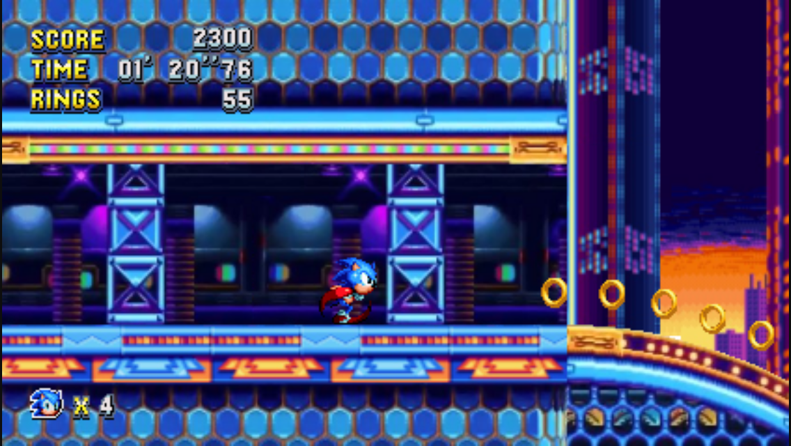 Sonic Mania will harken back to the hedgehog's glory days.