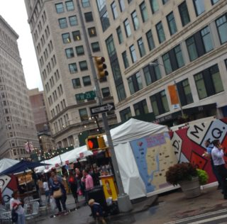 Mad Square Eats Back for 2016 – Lots of Choices for Lunch and Dinner Breaks in Flatiron!