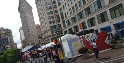 Mad Square Eats is back for another turn!