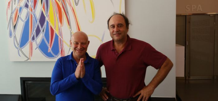 "Meditation for Stressed out Flatiron and Chelsea Residents: Michel Pascal Discusses ""On Site"" Approach"