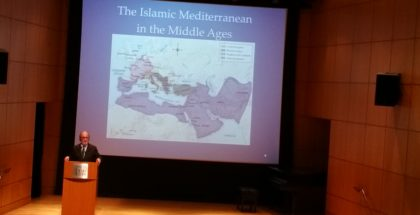 An Evening at CJH: Jews in the Islamic World in the Middle Ages!