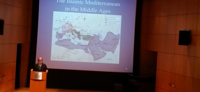 An Evening at the Center for Jewish History: The Jews and Classical Islam; Venice Ghetto Artifacts; Yiddish Cartoons