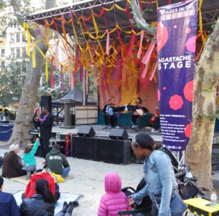 Mad Square Park Kids Fest for 2016:  Lots of Kids, Lots of Fun!