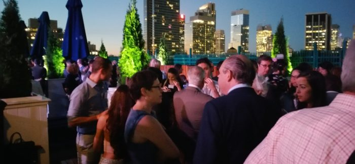 Lots of Networking Going On: Flatiron 23rd Partnership Celebrates 10 Years as BID at 230 5th!
