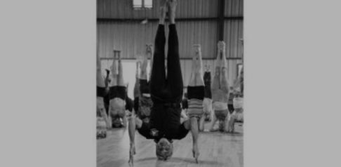 Flatiron/Chelsea Yoga Studio Contributes to World Peace: Stand on Your Head!