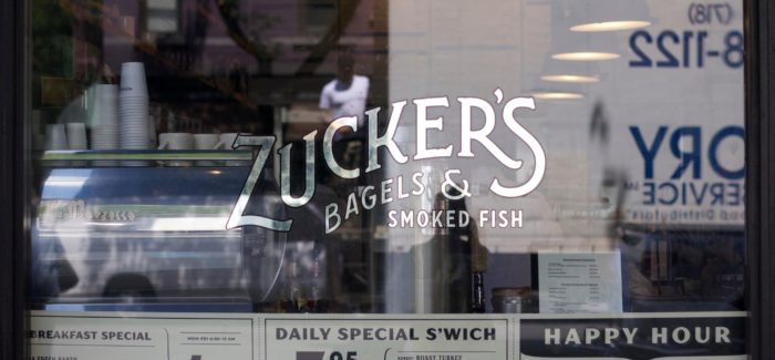 Zucker's Bagels: A Traditional NYC Staple