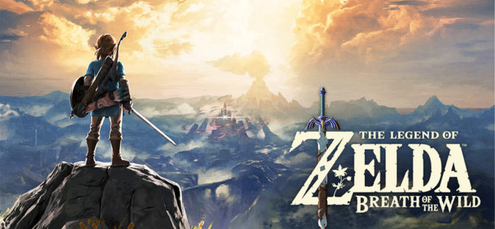 Flatiron Hot! Gamer: The Legend of Zelda: Breath of the Wild Review