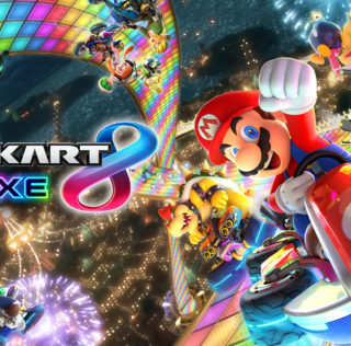Flatiron Hot! Gamer: Mario Kart 8 Deluxe Review
