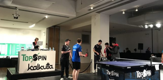 Flatiron and Chelsea Neighborhoods – Great Spot for Fundraisers: TopSpin Event for Underserved Youth Attracts Crowds at Met Pavillion last week!